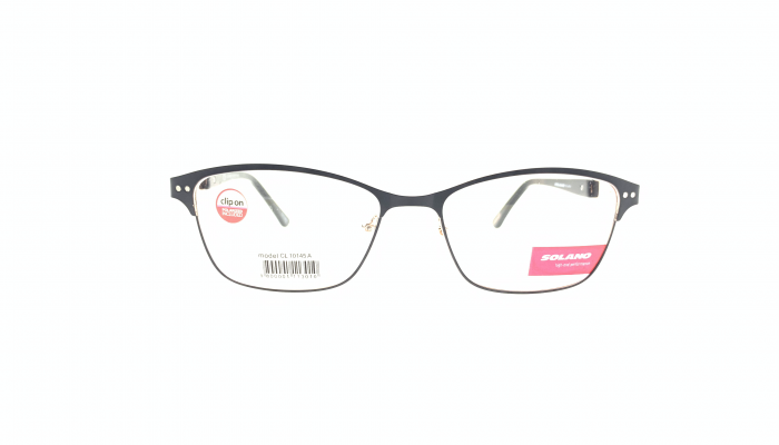 Rama ochelari clip-on Solano CL10145