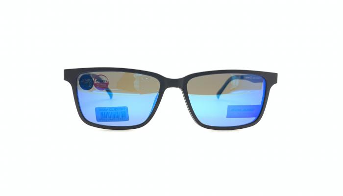 Rama ochelari clip-on Solano CL90050E