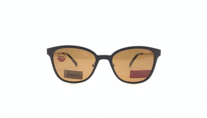 Rama ochelari clip-on Solano CL50027C