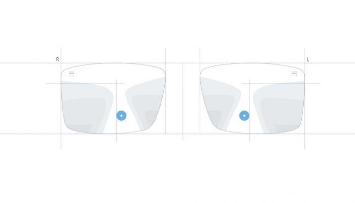 Lentile progresive Zeiss Light 3Dv DuraVision Platinum UV - grosime standard (1.5)