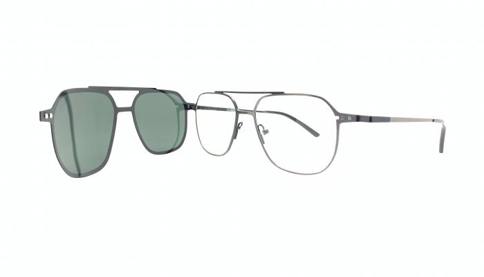 Rama ochelari clip-on Intenso/Mystique IC 016