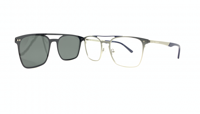 Rama ochelari clip-on Intenso/Mystique IC 018