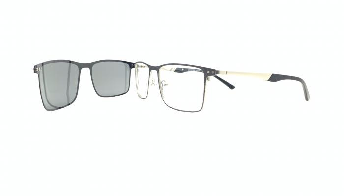 Rama ochelari clip-on Intenso/Mystique 019