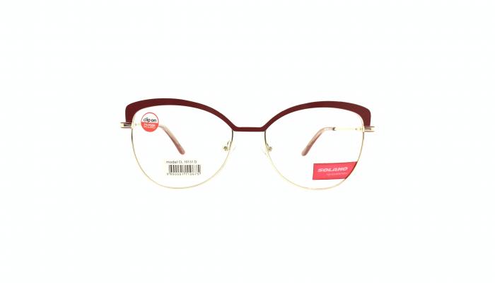 Rama ochelari clip-on Solano CL10131