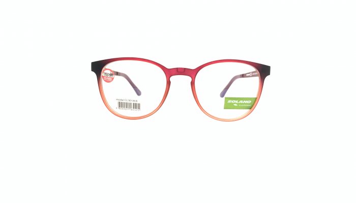 Rama ochelari clip-on Solano Eco CL90136