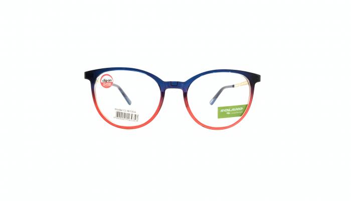 Rama ochelari clip-on Solano Eco CL90135