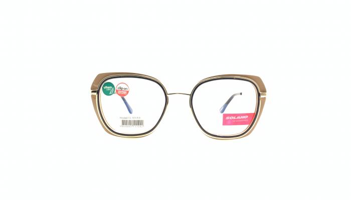 Rama ochelari clip-on Solano CL10135E
