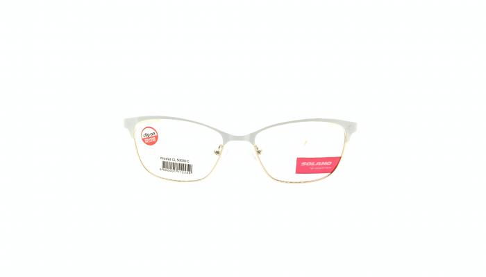 Rama ochelari clip-on Solano CL50026C