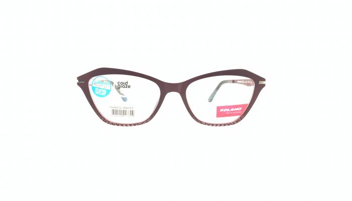 Rama ochelari clip-on Solano CL90075F