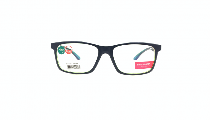 Rama ochelari clip-on Solano CL30026