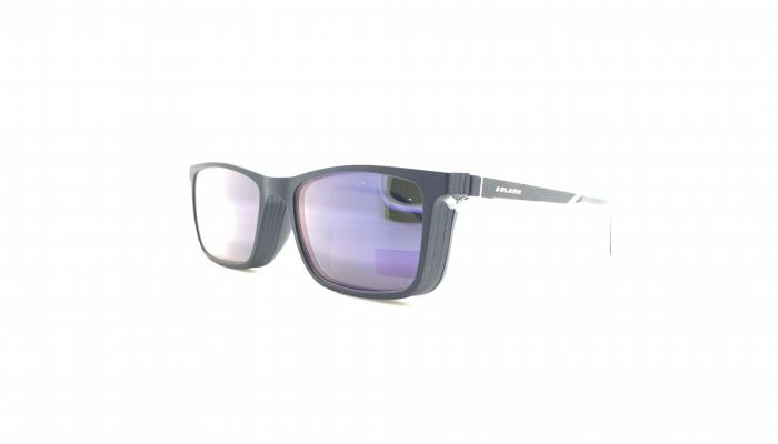 Rama ochelari clip-on Solano CL90128 SET