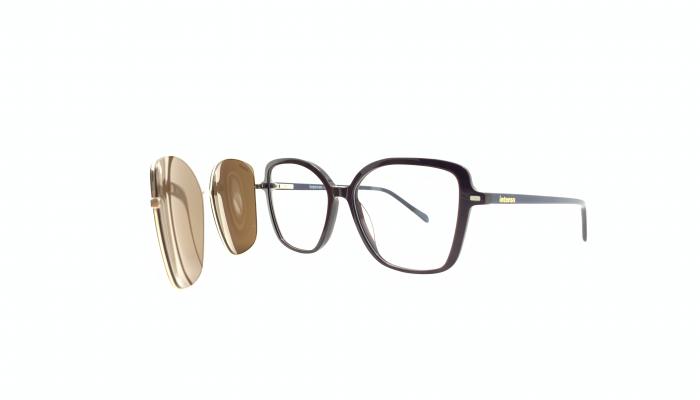 Rama ochelari clip-on Intenso/Mystique 025