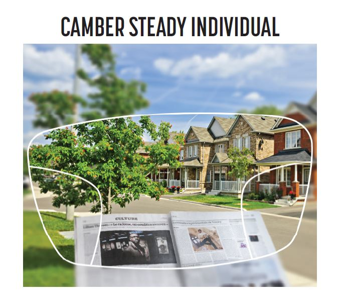 Camber Steady Individual