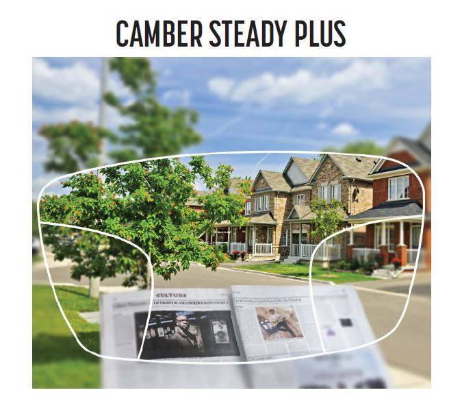 Camber Steady Plus